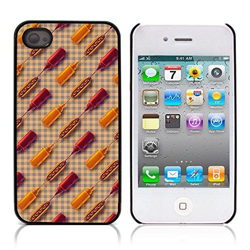 Graphic4You GLITCHY Muster Harte Hülle Case Tasche Schutzhülle für APPLE IPHONE 4 und 4S Design #15