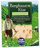 Bergader Bergbauern Käse mild-nussig Scheiben, 160 g