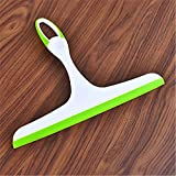 Dropware Squeegee Kitchen Wiper For Car Windshield, Kitchen Slab, Bathroom Mirror(Assorted Colors).