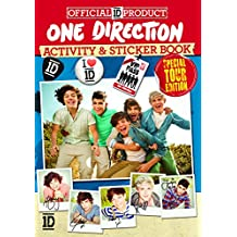 The Official One Direction Activity and Sticker Book