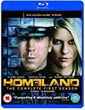 Homeland - Season 1 [Blu-ray] [3 Blu-rays] [UK Import] [Import anglais]