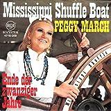 March, Peggy / Mississippi Shuffle Boat / Ende der zwanziger Jahre / Bildhülle / RCA 47-15069 / Deutsche Pressung / 7 Zoll Vinyl Single Schallplatte /