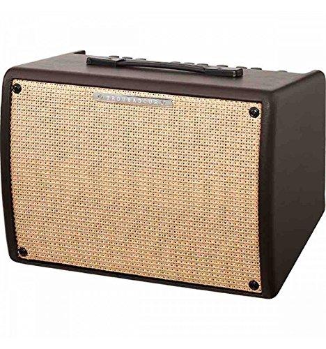 "Ibanez Troubadour T30II Home Wired Black, Brown audio amplifier - audio amplifiers (30 W, 8 Ω, XLR / 1⁄4"" TRS, 363 mm, 263 mm, 273 mm)"