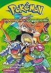 Pokémon Rouge Feu et Vert Feuille / Émeraude Edition simple Tome 2
