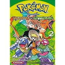 Pokémon Rouge Feu - Vert Feuille - T2