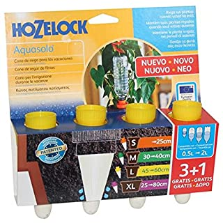 Hozelock 27183135–Aquasolo gelb groß 3+ 1