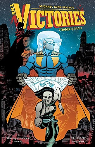 The Victories: Transhuman (The Victories Volume 1)