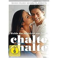 Wohin das Schicksal uns führt - Chalte Chalte (Shah Rukh Khan Classics)