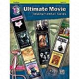 Ultimate Movie Instrumental Solos–arrangés pour Trombone–avec CD [Partitions/sheetm usic] de la gamme: Instrumental Play Along