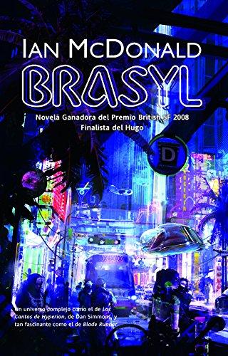 Brasyl Cover Image