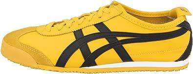 ASICS Schuhe Mexico 66 Yellow-Black (DL408-0490) 37,5 Gelb