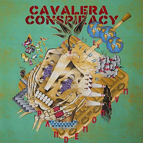 Cavalera Conspiracy: Pandemonium (Audio CD)