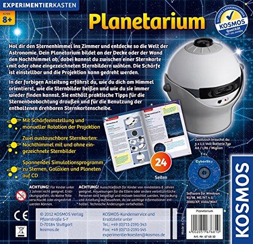 Imagen 2 de KOSMOS 676810 - Planetario infantil