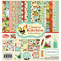 Carta Bella Paper Country Kitchen Collection Kit