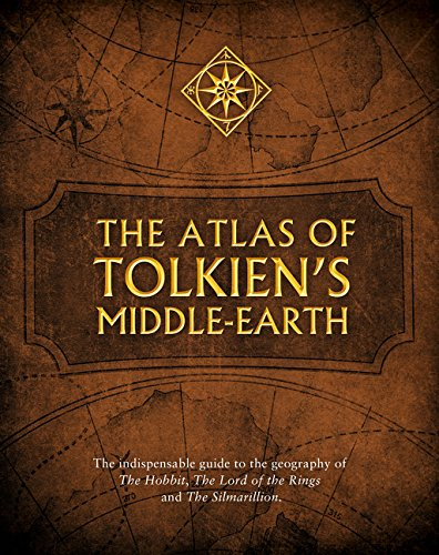 The Atlas Of Tolkien´s Middle Earth por Karen Wynn Fonstad