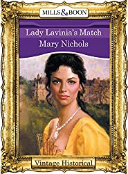 Lady Lavinia's Match (Mills & Boon Historical)