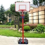 Outdoortips Fully Adjustable Free standing Basketball Back Board - Best Reviews Guide