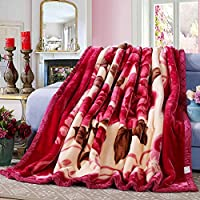 Otoño/invierno acolchados mantas/toalla/manta térmica/la manta acolchonada/mantas