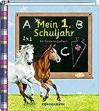 Eintragalbum - Mein 1. Schuljahr (Pferdefreunde): Ein Erinnerungsalbum Bild