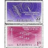 Roumanie 1699-1700 (complète.Edition.) 1958 oss Conférence (Timbres pour les collectionneurs)