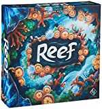 Image for board game Plan B Games PBGNMG60020 Reef, Mixed Colours