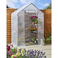 Heavy Duty Sterling Walk In Greenhouse Apex Small