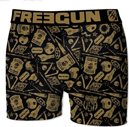 Freegun. Herren Boxershort Bag