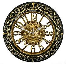 Foxtop Vintage Relojes de Pared Silencioso Grandes Originales Cocina Decorativas 12 pulgadas 30 cm