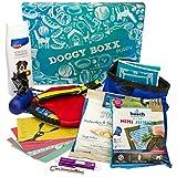 BOXX Doggy-Boxx 'Puppy' (13 Teile) Geschenkbox Set für Hunde und Hundeliebhaber