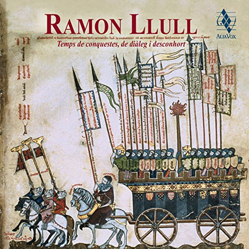 Ramon Llull, temps de conquest...