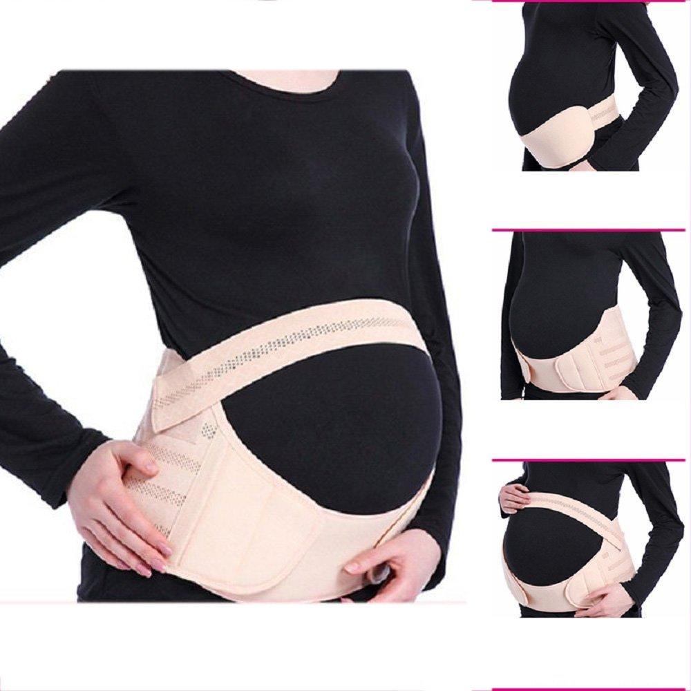cintura regolabile Luamex cintura addominale per gravidanza supporto addominale traspirante cintura per gravidanza cintura per gravidanza cintura per gravidanza