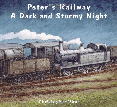 Peter's railway: A dark and stormy night