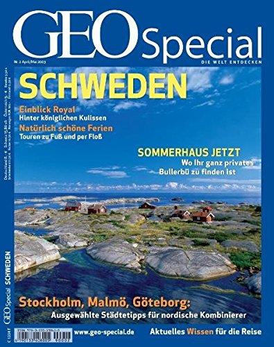 GEO Special / 02/2009 - Schweden: Alle Infos bei Amazon