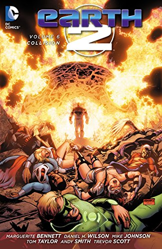 Earth 2 Vol. 6: Collision (Earth 2 Series)