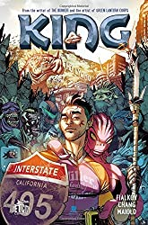 King: The Graphic Novel by Joshua Hale Fialkov (2016-05-18)