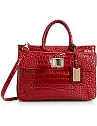 SwankySwans  Bedford Patent Leather Business, sacoche ordinateur portable femme