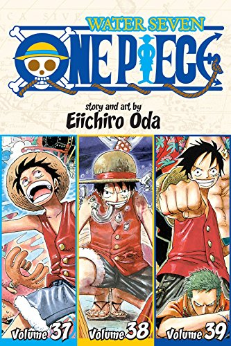 One Piece: Water Seven (3-in-1 Edition), Vol. 13 (One Piece (Omnibus Edition))