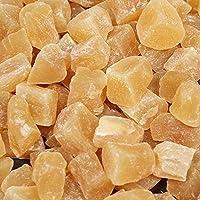 1kg Ingwer Würfel mild getrocknet und kandiert, leckere Trockenfrüchte ungeschwefelt