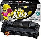 Yellow Yeti Q5949A 49A Toner compatible pour HP LaserJet 1160 1160Le 1320 1320n 1320nw 1320tn 3390 MFP 3392 MFP Canon i-SENSYS LBP-3300 LBP-3360 [Garantie de 3 ans]