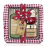 Baylis & Harding Fuzzy Duck Festive, cestino regalo alla mora e vischio