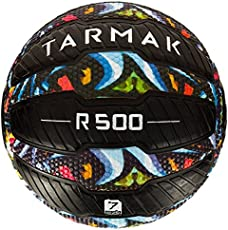 Kipsta R500 Adult Size 7 Basketball Puncture - Proof and Great Grip - Graffiti