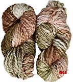 #9: M.G Sumo Skin Mix Thick and Thicker wool 200 gm