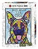 Dogs Never Lie Puzzle: 1000 Teile