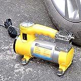 YFXOHAR air Compressor is Heavy 12 V 150 psig. inch tire Pump car