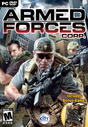Armed Forces Corp / Terrorist Takedown 2 - Action Pack - PC by City Interactive - Amazon Videogiochi