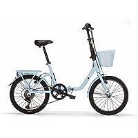 MBM K à N g à R ou ou, vélo Pliant Mixte Adulte, Adulte Mixte, 336/18
