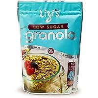 Lizi's Granola - Low Sugar - 500g (Case of 8)