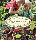Obst, Gemüse, Blumen, Gras - Gärtnern macht den Kindern Spaß