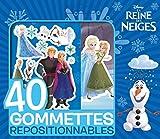 Telecharger Livres REINE DES NEIGES Petite Pochette de 40 Gommettes (PDF,EPUB,MOBI) gratuits en Francaise
