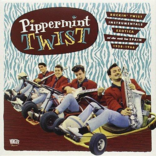 Pipperment Twist: Rockin Twist Instrumentals by Various Artists (2013-02-01) Continental Duo